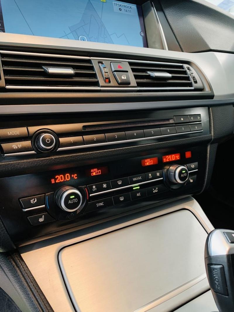 Photo 7 de l'offre de BMW SERIE 5 TOURING (F11) 530DA 258CH LOUNGE PLUS à 25990€ chez Occasions Champenoises