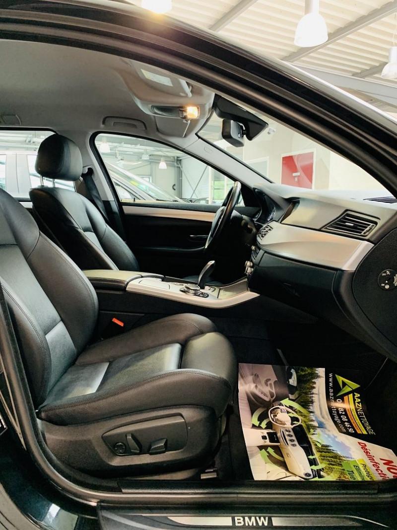 Photo 15 de l'offre de BMW SERIE 5 TOURING (F11) 530DA 258CH LOUNGE PLUS à 25990€ chez Occasions Champenoises
