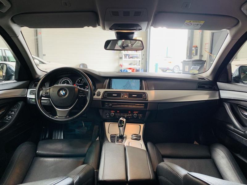 Photo 3 de l'offre de BMW SERIE 5 TOURING (F11) 530DA 258CH LOUNGE PLUS à 25990€ chez Occasions Champenoises