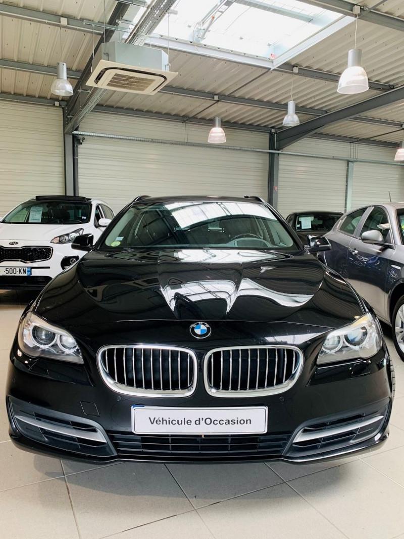 Photo 2 de l'offre de BMW SERIE 5 TOURING (F11) 530DA 258CH LOUNGE PLUS à 25990€ chez Occasions Champenoises