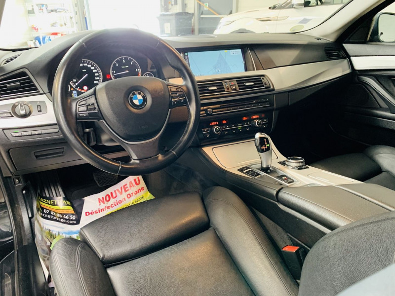 Photo 4 de l'offre de BMW SERIE 5 TOURING (F11) 530DA 258CH LOUNGE PLUS à 25990€ chez Occasions Champenoises