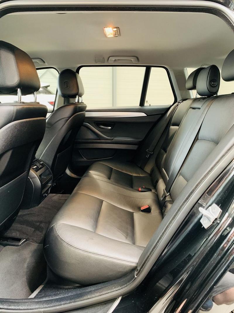 Photo 11 de l'offre de BMW SERIE 5 TOURING (F11) 530DA 258CH LOUNGE PLUS à 25990€ chez Occasions Champenoises