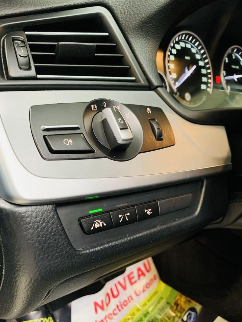 Photo 9 de l'offre de BMW SERIE 5 TOURING (F11) 530DA 258CH LOUNGE PLUS à 25990€ chez Occasions Champenoises
