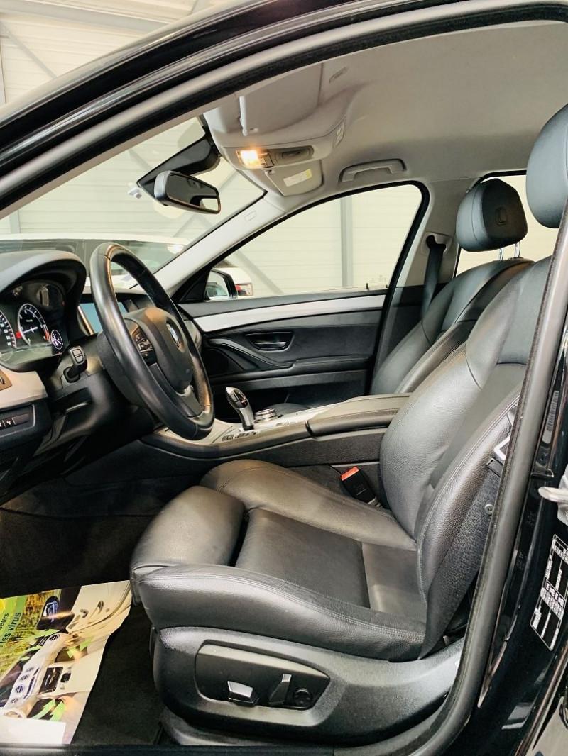 Photo 10 de l'offre de BMW SERIE 5 TOURING (F11) 530DA 258CH LOUNGE PLUS à 25990€ chez Occasions Champenoises