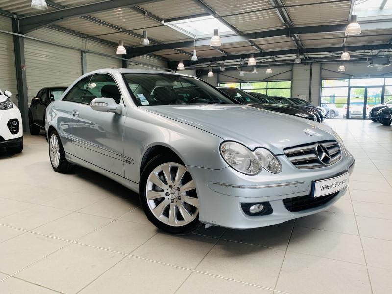 Mercedes-Benz CLASSE CLK (C209) 320 CDI ELEGANCE 7GTRO Diesel GRIS Occasion à vendre