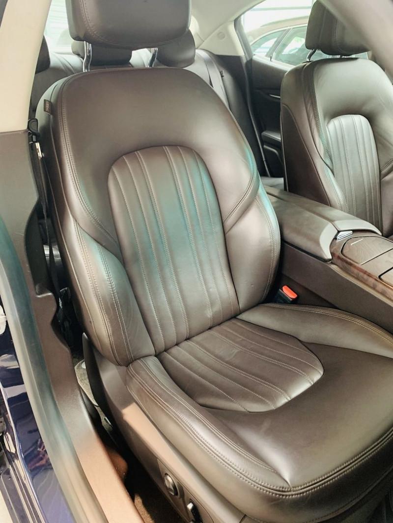 Photo 17 de l'offre de MASERATI GHIBLI 3.0 V6 275CH START/STOP DIESEL à 34490€ chez Occasions Champenoises
