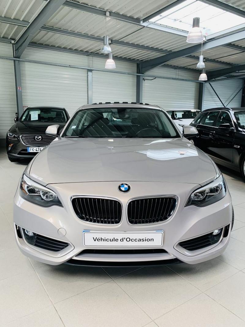 Photo 2 de l'offre de BMW SERIE 2 COUPE (F22) 218I 136CH LOUNGE à 18990€ chez Occasions Champenoises