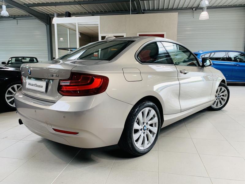 Photo 14 de l'offre de BMW SERIE 2 COUPE (F22) 218I 136CH LOUNGE à 18990€ chez Occasions Champenoises