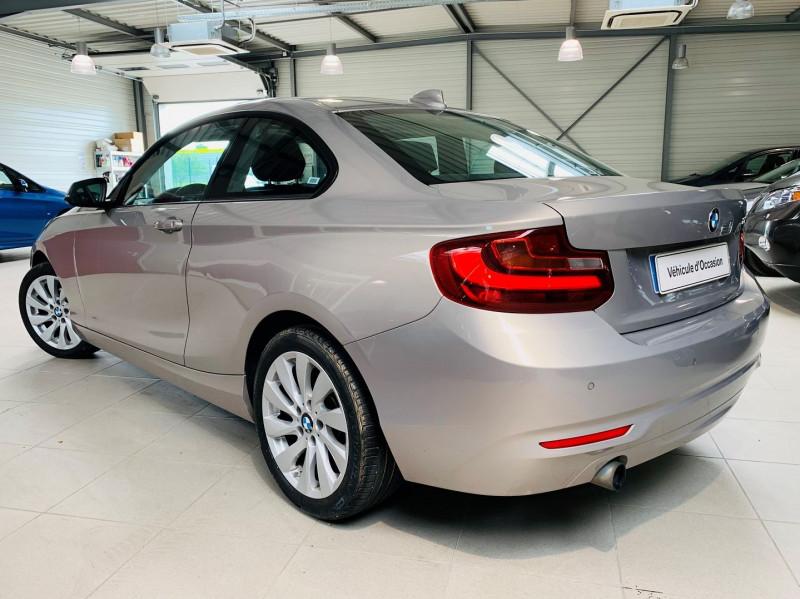 Photo 12 de l'offre de BMW SERIE 2 COUPE (F22) 218I 136CH LOUNGE à 18990€ chez Occasions Champenoises