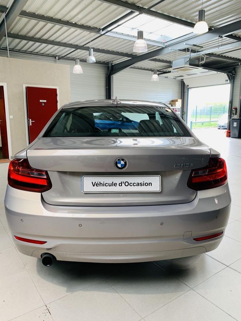 Photo 13 de l'offre de BMW SERIE 2 COUPE (F22) 218I 136CH LOUNGE à 18990€ chez Occasions Champenoises