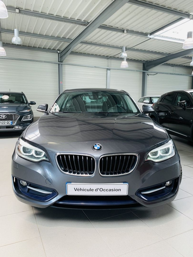 Photo 2 de l'offre de BMW SERIE 2 COUPE (F22) 218DA 150CH SPORT à 18490€ chez Occasions Champenoises