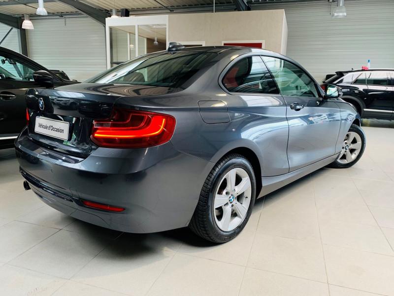 Photo 16 de l'offre de BMW SERIE 2 COUPE (F22) 218DA 150CH SPORT à 18490€ chez Occasions Champenoises