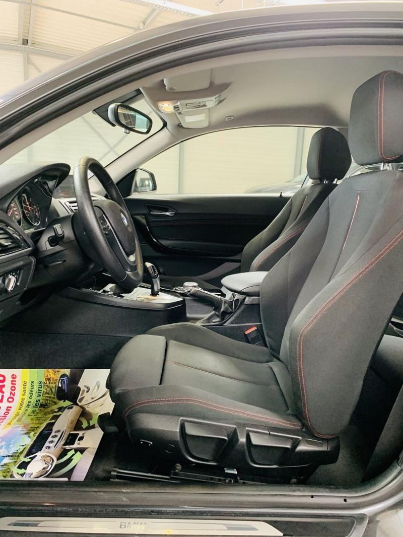 Photo 8 de l'offre de BMW SERIE 2 COUPE (F22) 218DA 150CH SPORT à 18490€ chez Occasions Champenoises