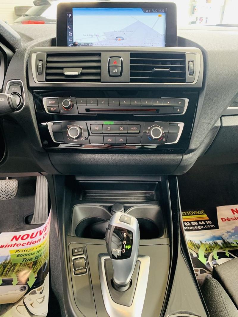 Photo 6 de l'offre de BMW SERIE 2 COUPE (F22) 218DA 150CH SPORT à 18490€ chez Occasions Champenoises