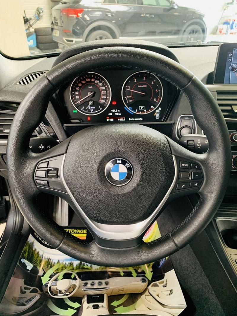 Photo 4 de l'offre de BMW SERIE 2 COUPE (F22) 218DA 150CH SPORT à 18490€ chez Occasions Champenoises
