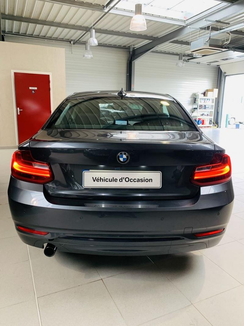 Photo 15 de l'offre de BMW SERIE 2 COUPE (F22) 218DA 150CH SPORT à 18490€ chez Occasions Champenoises