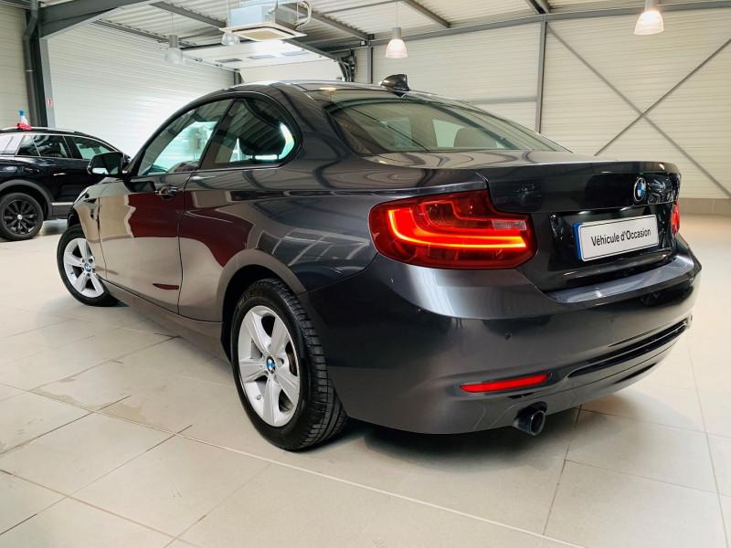 Photo 14 de l'offre de BMW SERIE 2 COUPE (F22) 218DA 150CH SPORT à 18490€ chez Occasions Champenoises