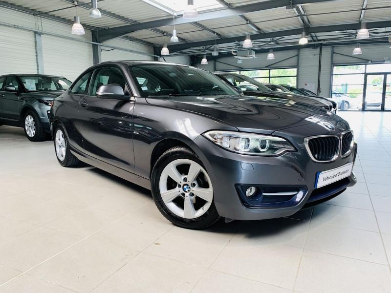 Photo 1 de l'offre de BMW SERIE 2 COUPE (F22) 218DA 150CH SPORT à 18490€ chez Occasions Champenoises