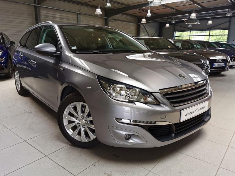 Peugeot 308 SW 1.6 BLUEHDI 100CH STYLE S&S Diesel GRIS Occasion à vendre