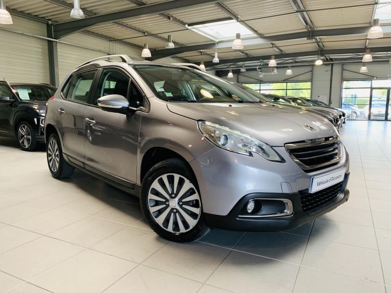 Peugeot 2008 1.6 BLUEHDI 100CH ACTIVE Diesel GRIS Occasion à vendre