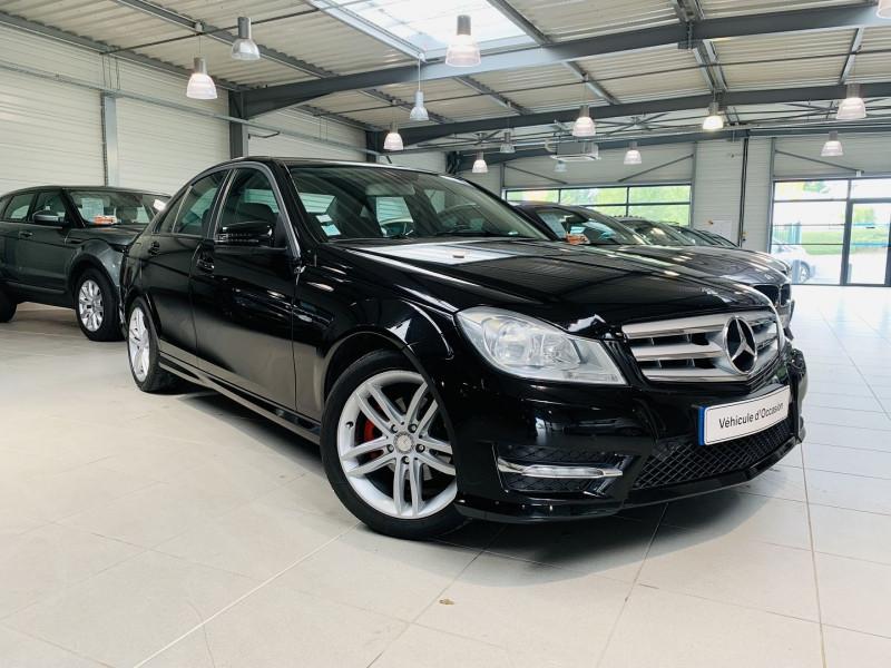 Mercedes-Benz CLASSE C (W204) 180 CDI SPORTLINE Diesel NOIR Occasion à vendre