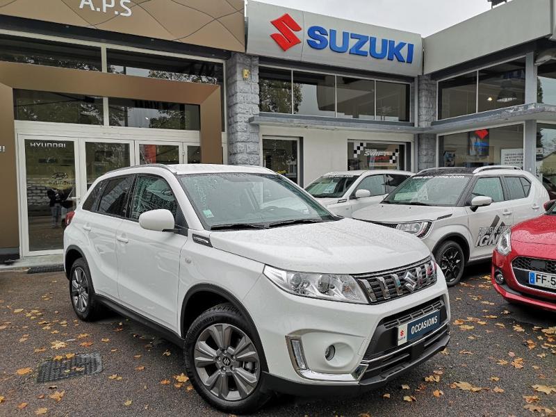 Suzuki Vitara 1.0 Boosterjet 111ch Privilège Essence SUPERIOR WHITE Occasion à vendre