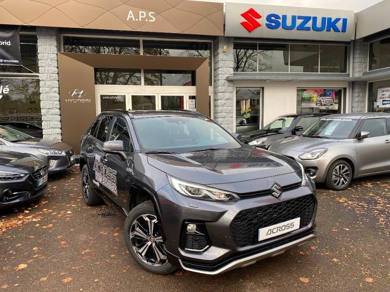 Suzuki Across 2.5 Hybride Rechargeable 1ere Edition 5P Hybride GRAY METAL 1G3 Neuf à vendre