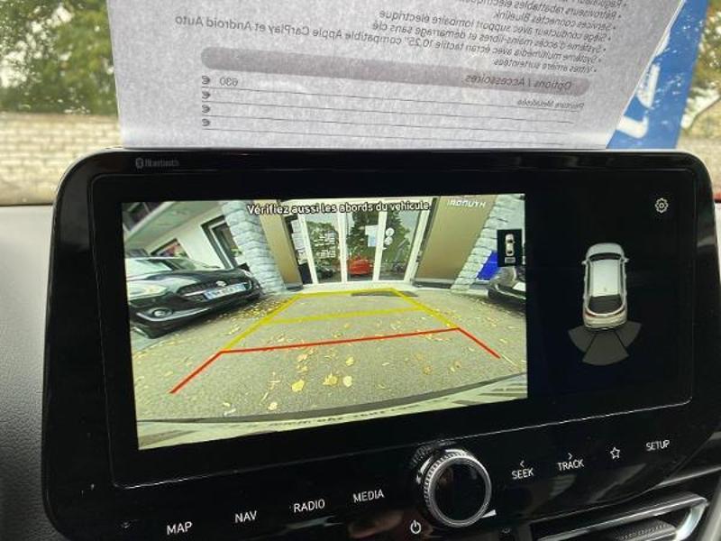 Photo 11 de l'offre de HYUNDAI i30 1.0 T-GDi 120ch Creative hybrid à 22490€ chez APS