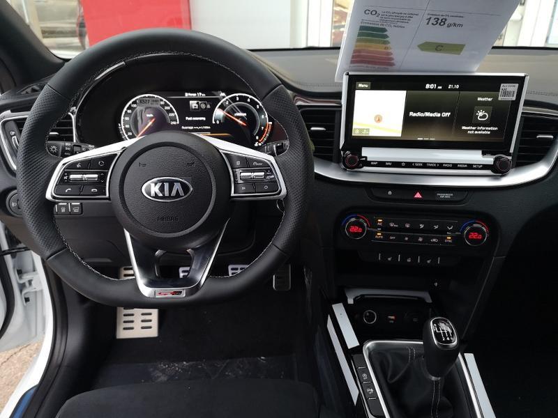 Photo 11 de l'offre de KIA ProCeed 1.0 T-GDI 120ch GT Line Premium MY20 à 26990€ chez APS