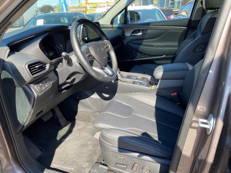 Photo 3 de l'offre de HYUNDAI Santa Fe 2.0 CRDI 185ch Executive HTRAC BVA à 39990€ chez APS
