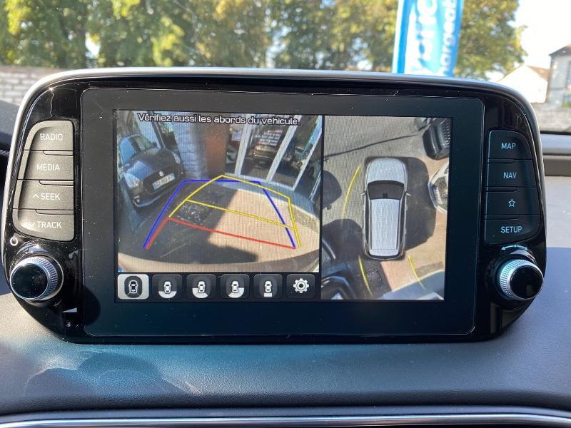 Photo 10 de l'offre de HYUNDAI Santa Fe 2.0 CRDI 185ch Executive HTRAC BVA à 39990€ chez APS
