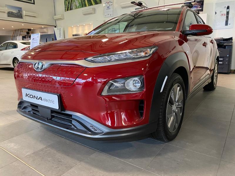 Hyundai Kona Electric 204ch Executive Electrique PULSE RED Y2R Neuf à vendre