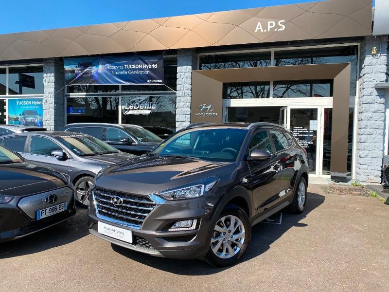Hyundai Tucson 1.6 CRDI 115ch Creative Diesel MOON ROCK XN3 Occasion à vendre