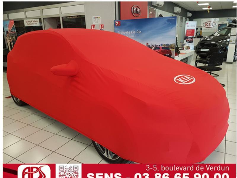 Kia e-Niro e-Premium 204ch Electrique RUNWAY RED Occasion à vendre