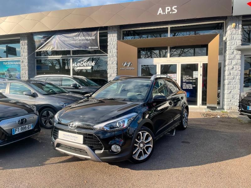Hyundai i20 Active 1.0 T-GDi 100ch Active Essence Noir Métal Occasion à vendre