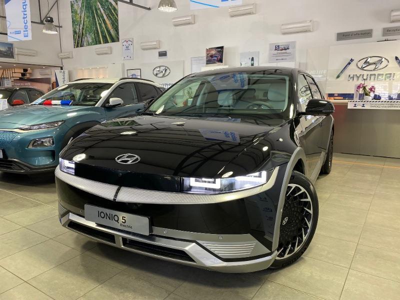 Hyundai Ioniq 5 73 kWh - 306ch Project 45 HTRAC Electrique Noir Métal Neuf à vendre