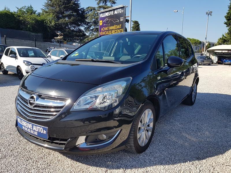 Opel MERIVA 1.6 CDTI 95CH COSMO START/STOP Diesel NOIR Occasion à vendre