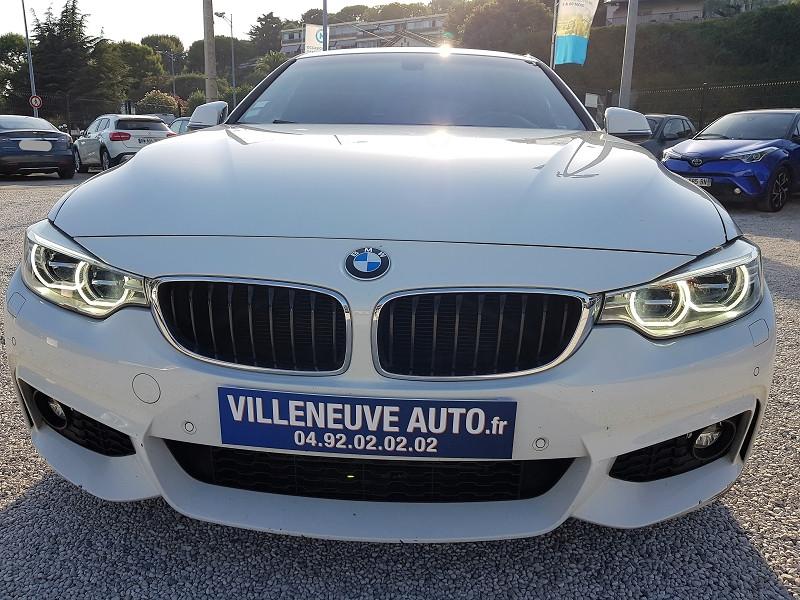 Photo 3 de l'offre de BMW SERIE 4 GRAN COUPE (F36) 430DA 258CH M SPORT à 26490€ chez Villeneuve Auto
