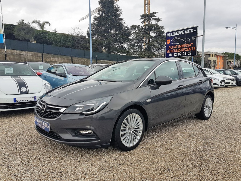 Opel ASTRA 1.6 CDTI 110CH START&STOP INNOVATION Diesel GRIS F Occasion à vendre