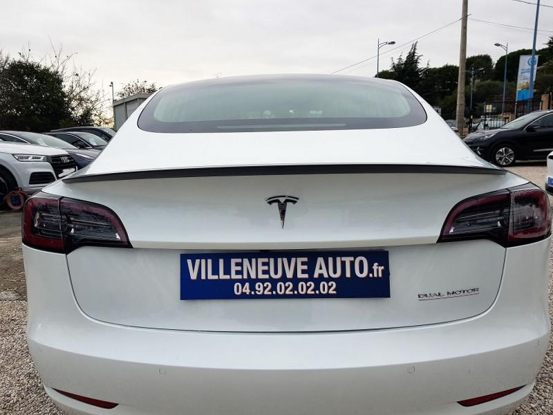 Photo 12 de l'offre de TESLA MODEL 3 PERFORMANCE PUP AWD UPGRADE à 54900€ chez Villeneuve Auto