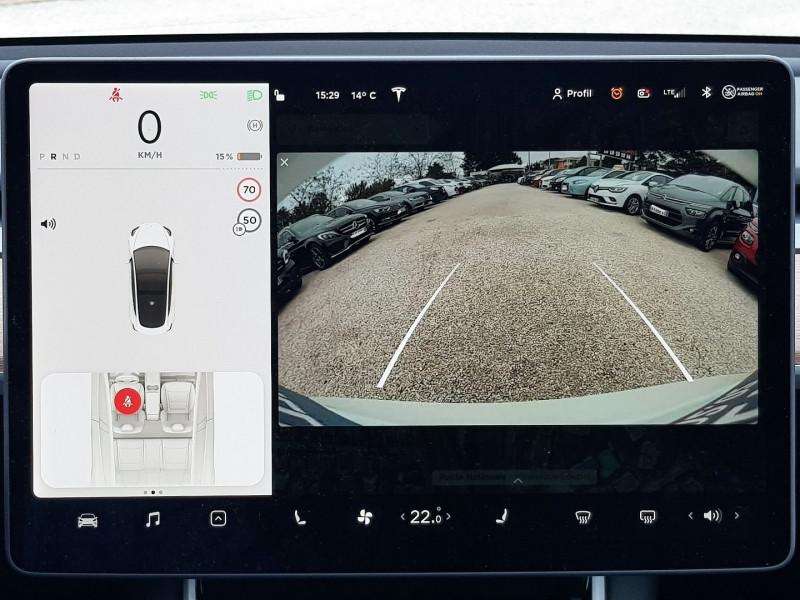 Photo 15 de l'offre de TESLA MODEL 3 PERFORMANCE PUP AWD UPGRADE à 54900€ chez Villeneuve Auto