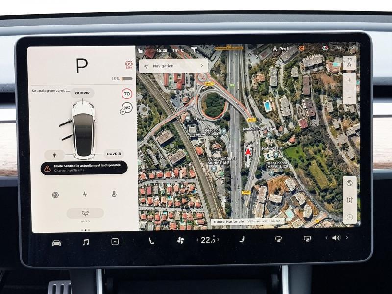 Photo 14 de l'offre de TESLA MODEL 3 PERFORMANCE PUP AWD UPGRADE à 54900€ chez Villeneuve Auto