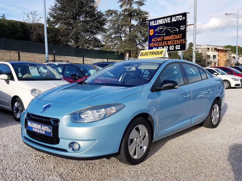 Renault FLUENCE ZE EXPRESSION Electrique BLEU Occasion à vendre