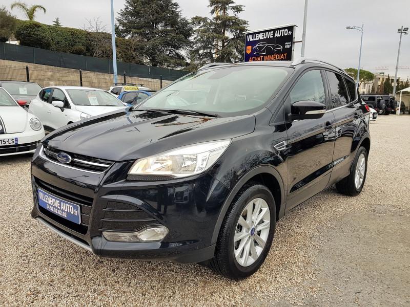Ford KUGA 2.0 TDCI 120CH BUSINESS NAV Diesel NOIR Occasion à vendre