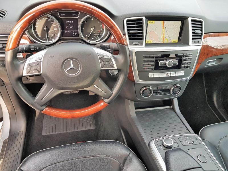 Photo 2 de l'offre de MERCEDES-BENZ CLASSE ML (W166) 350 BLUETEC EDITION 1 7G-TRONIC + à 24990€ chez Villeneuve Auto