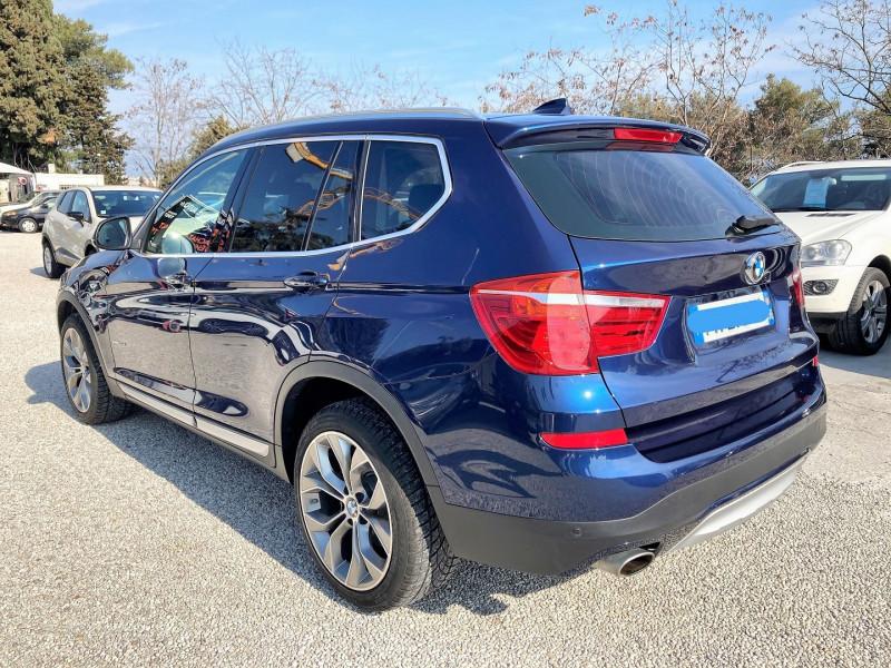 Photo 3 de l'offre de BMW X3 (F25) XDRIVE20DA 190CH XLINE à 31500€ chez Villeneuve Auto
