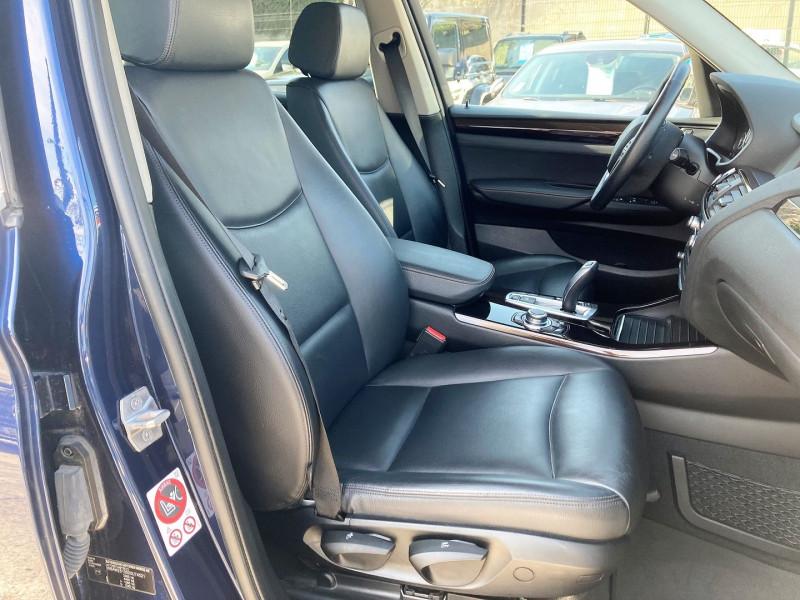 Photo 9 de l'offre de BMW X3 (F25) XDRIVE20DA 190CH XLINE à 31500€ chez Villeneuve Auto
