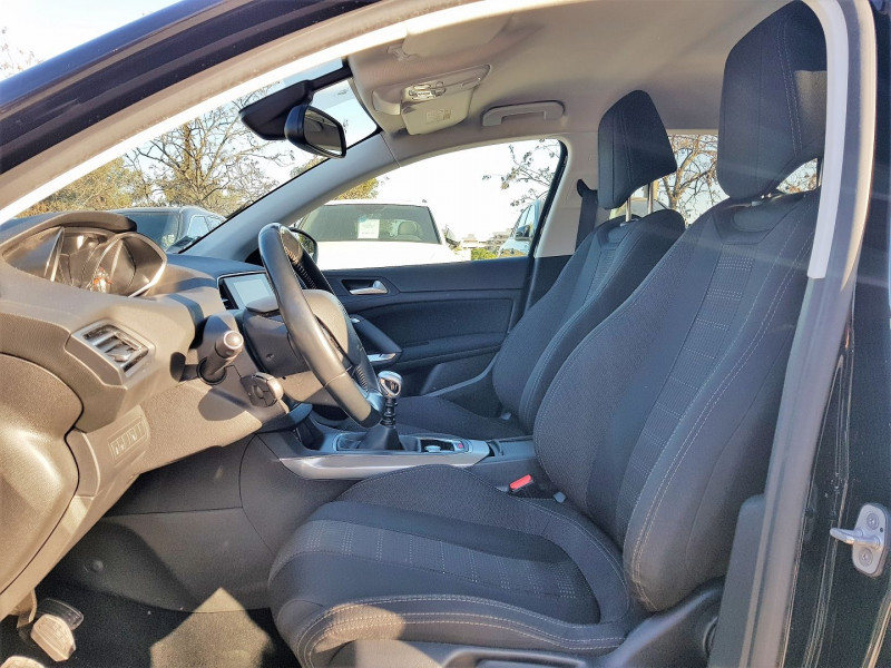Photo 4 de l'offre de PEUGEOT 308 1.6 BLUEHDI 120CH ALLURE S&S 5P à 13900€ chez Villeneuve Auto