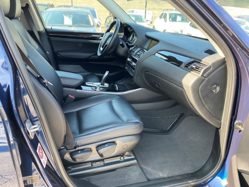Photo 8 de l'offre de BMW X3 (F25) XDRIVE20DA 190CH XLINE à 31500€ chez Villeneuve Auto