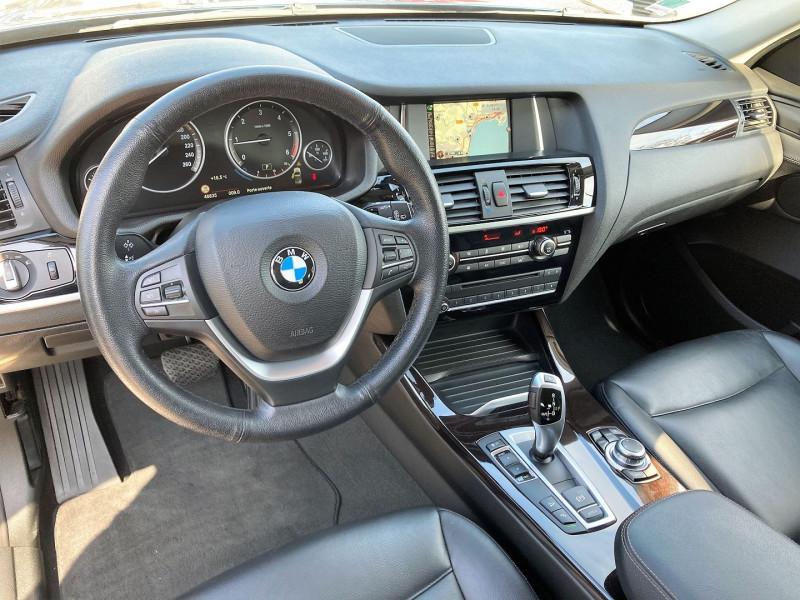 Photo 2 de l'offre de BMW X3 (F25) XDRIVE20DA 190CH XLINE à 31500€ chez Villeneuve Auto